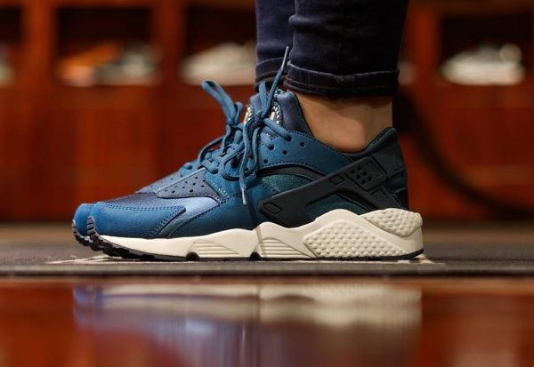 online store 2bd86 187ce ... Nike Air Huarache Blue Force femme