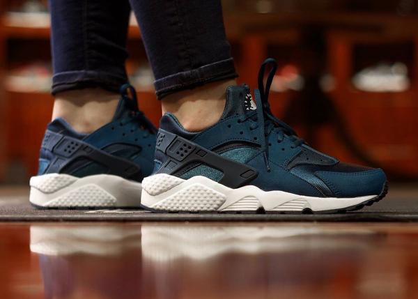 Nike Air Huarache 'Blue Force' (femme) (4)