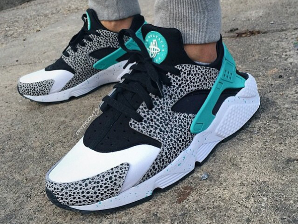 great look new collection attractive price Le top 20 des Nike Air Huarache ID | Sneakers Actus