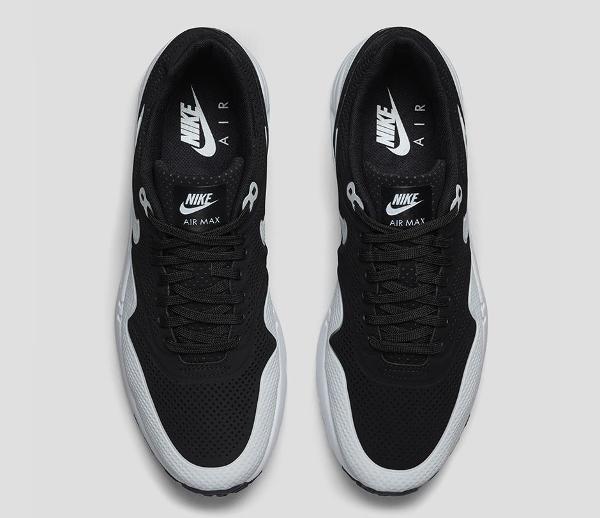 Nike Air Max 1 Ultra Moire Black White photo officielle (1)