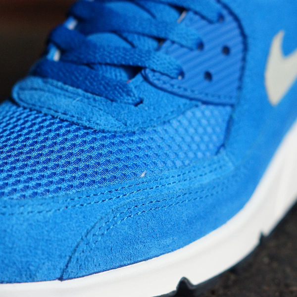 Nike Air Max 90 Essential Electric Blue (2)