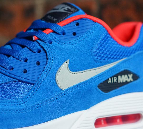 Nike Air Max 90 Essential Electric Blue (4)
