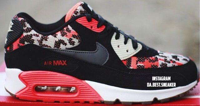 Nike Air Max 90 'Flower' (Da Best Sneaker)-1