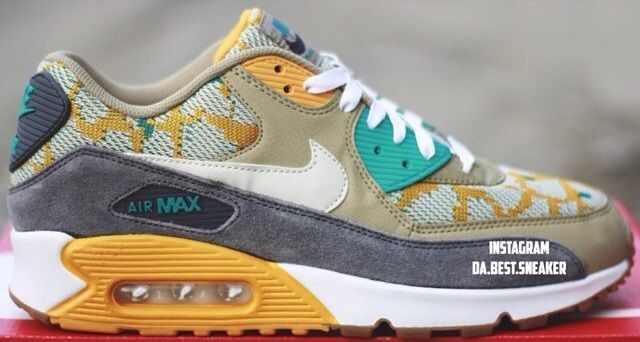 Nike Air Max 90 'Flower' (Da Best Sneaker)