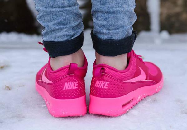 Nike Air Max Thea Pink Pow Fireberry (4)
