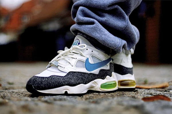 on sale 76708 50c0d ... Nike Air Max2 - Ananass (1994) ...