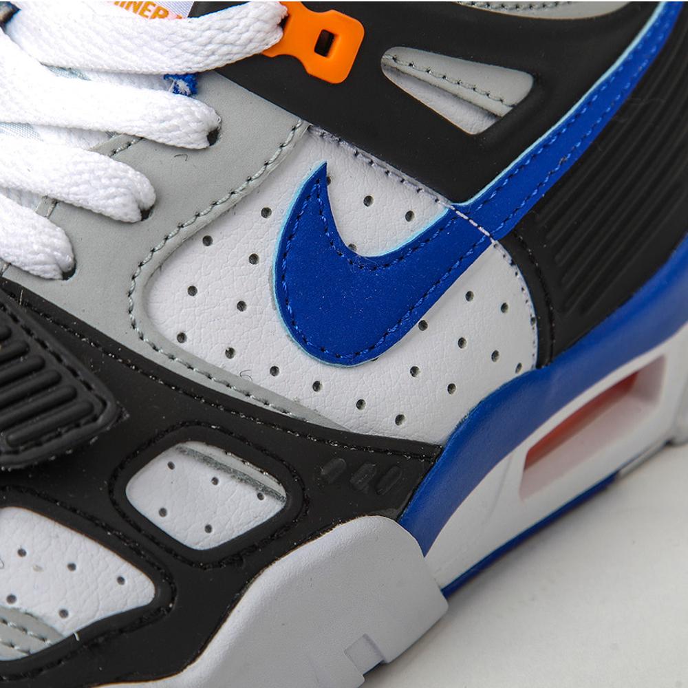 Nike Air Trainer 3 Pure Platinum Lyon Blue (10)