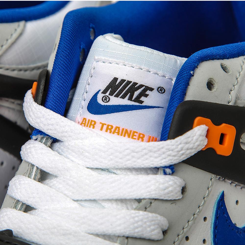 Nike Air Trainer 3 Pure Platinum Lyon Blue (8)
