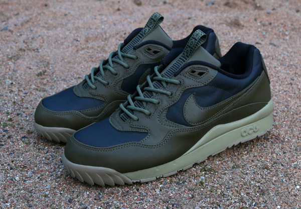 Nike Air Wildwood LE PRM QS Black Olive Bamboo (2)