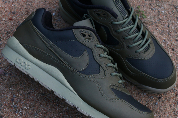 Nike Air Wildwood LE PRM QS Black Olive Bamboo (5)
