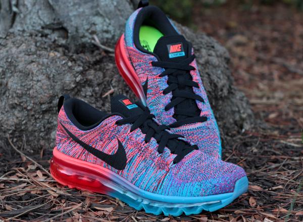 Nike Flyknit Max Blue Lagoon (1)