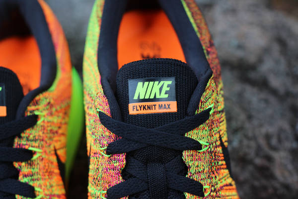 Nike Flyknit Max Hyper Crimson (2)