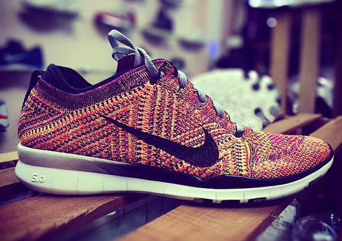 Nike Free TR Flyknit - lequan306