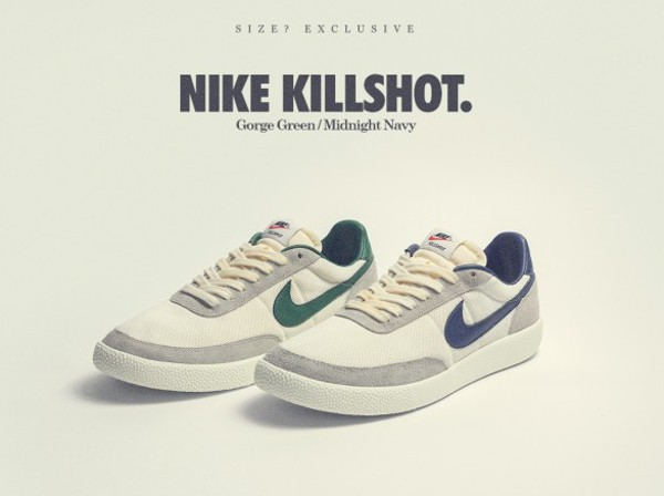 premium selection 455f6 6eb61 Nike Killshot 2015 : où les acheter ?