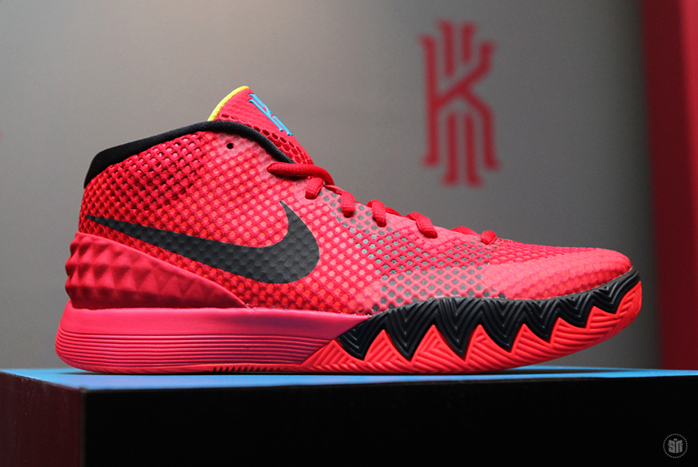 Nike Kyrie 1 Deceptive Red France (1)