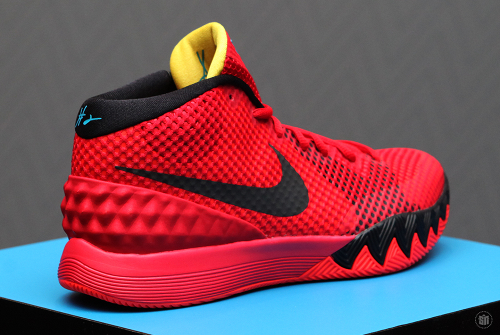 Nike Kyrie 1 Deceptive Red France (12)
