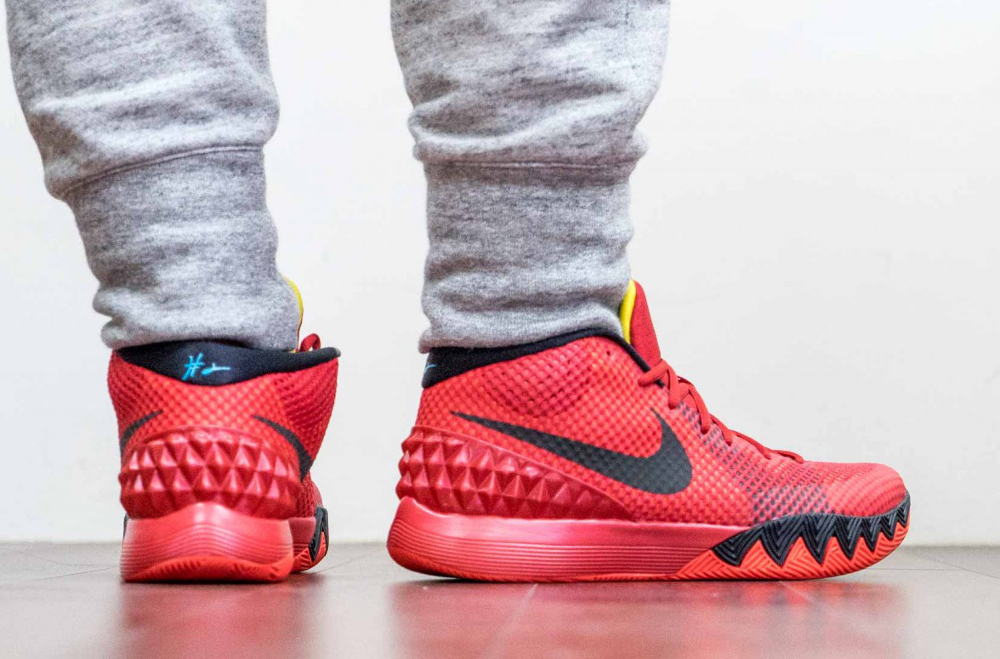 Nike Kyrie 1 Deceptive Red France (14)