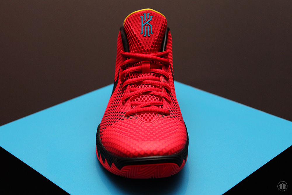 Nike Kyrie 1 Deceptive Red France (2)