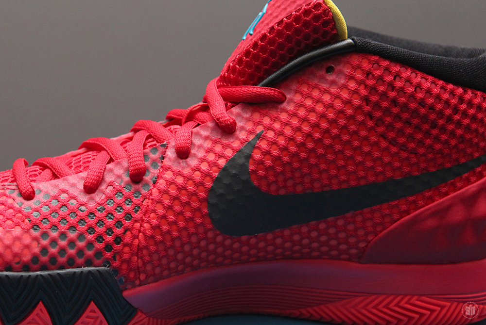 Nike Kyrie 1 Deceptive Red France (5)