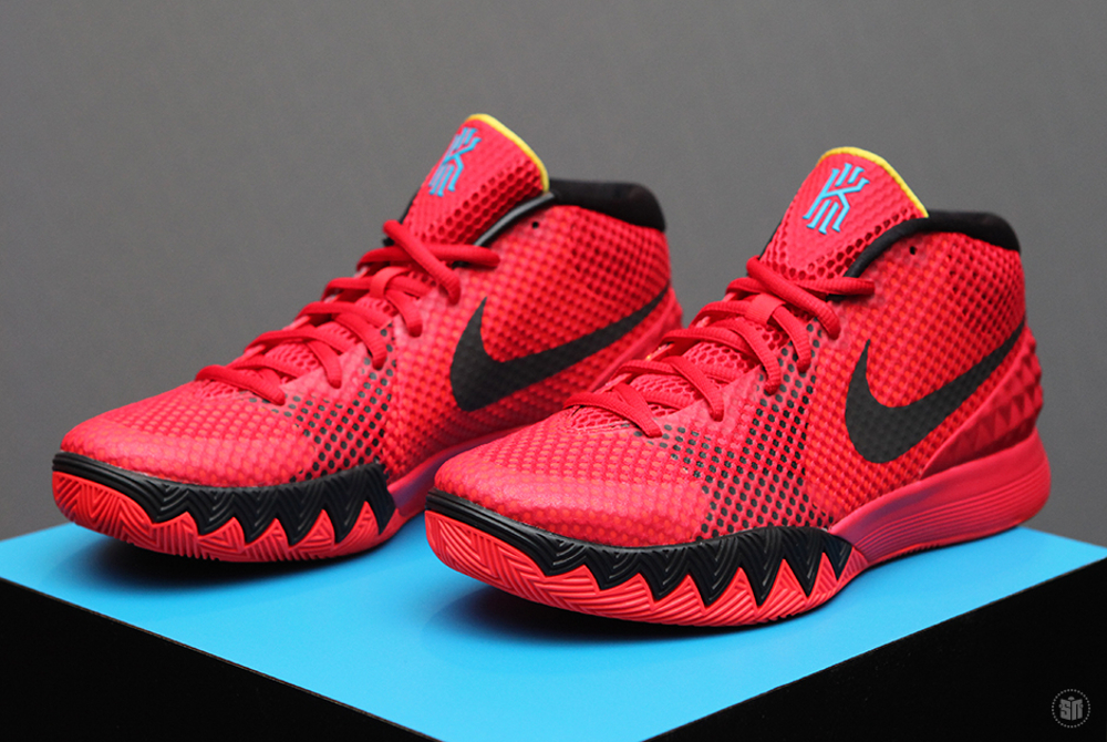 Nike Kyrie 1 Deceptive Red France (6)