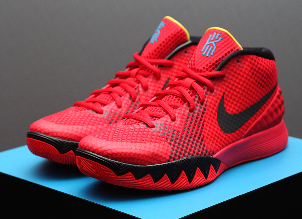 Nike Kyrie 1 Deceptive Red France (7)