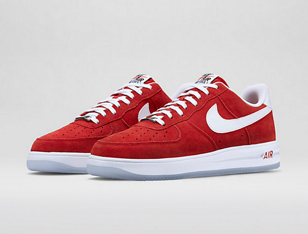 the best attitude b1462 38574 Nike Lunar Force 1 14 Blazer rouge (5)