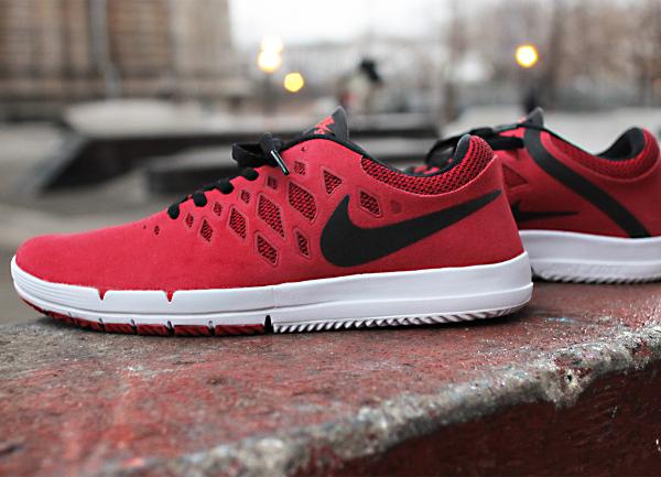 Nike SB Free Gym Red (2)