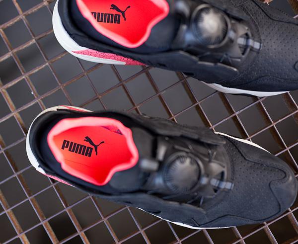 Puma Disc Blaze Crackle Black (5)