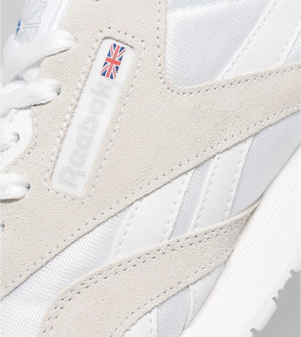 Reebok Classic Nylon OG White White (1)