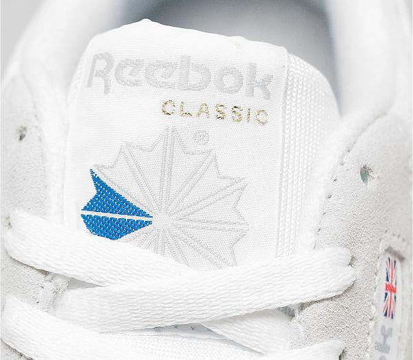 Reebok Classic Nylon OG White White (6)