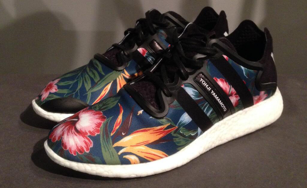 adidas Y-3 Yohji Boost 'Floral'