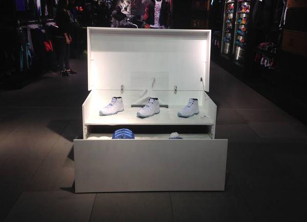 Nike Armoire Jordan boite A Chaussure AL4Rj35