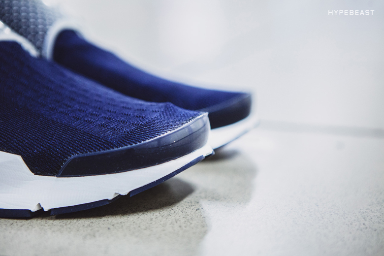 "fragment design x Nike Sock Dart ""Dark Obsidian (13)"