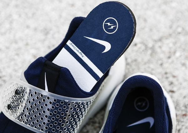 "fragment design x Nike Sock Dart ""Dark Obsidian (5)"