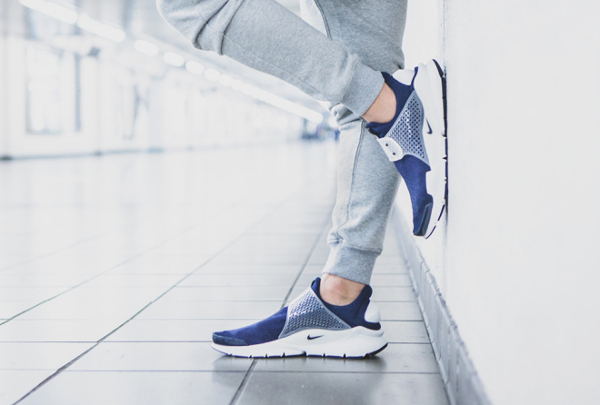"fragment design x Nike Sock Dart ""Dark Obsidian (9)"