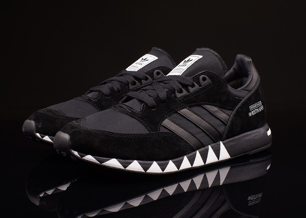 Adidas Boston Super x Neighborhood 'Black' (noir)