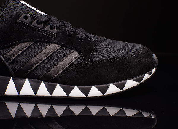 Adidas Boston Super x Neighborhood 'Black' (noir) (6)