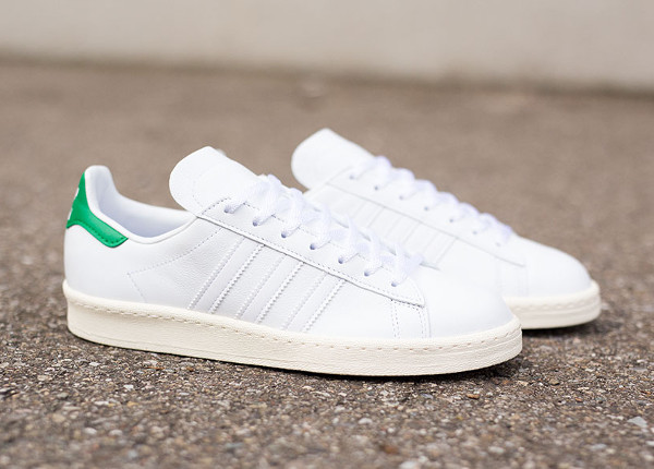 Adidas Campus 80's x Nigo 'Stan Smith' (White Green) (3)