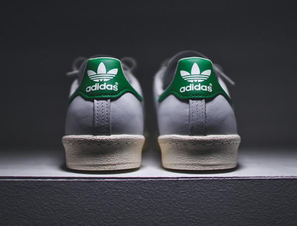 Adidas Campus 80's x Nigo 'Stan Smith' (White Green) (5)