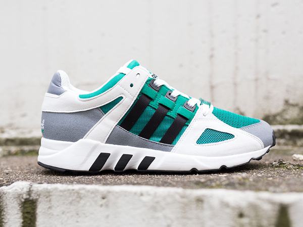 Adidas EQT Guidance 93 Core Black Sub Green (3)