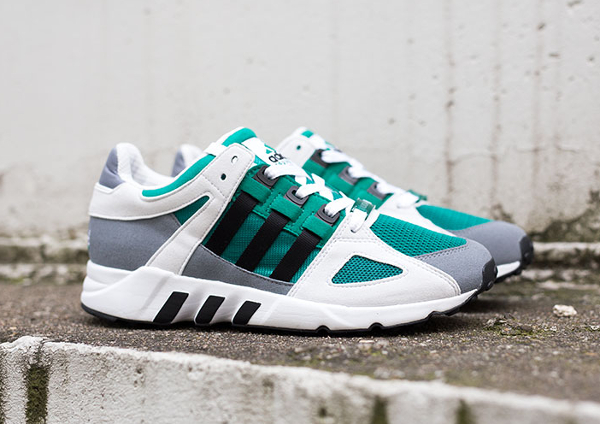 Adidas EQT Guidance 93 Core Black Sub Green (4)
