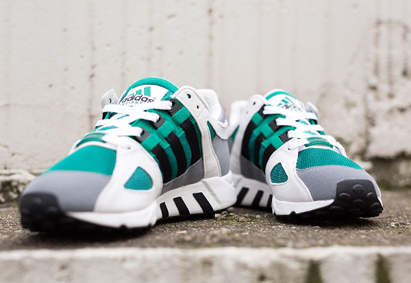 Adidas EQT Guidance 93 Core Black Sub Green (5)