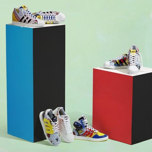 Adidas Originals x Rita Ora printemps 2015