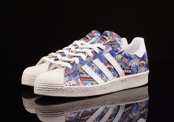 adidas superstar imprimé