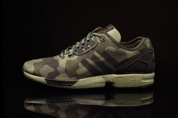 Adidas ZX Flux Decon 'Camo'