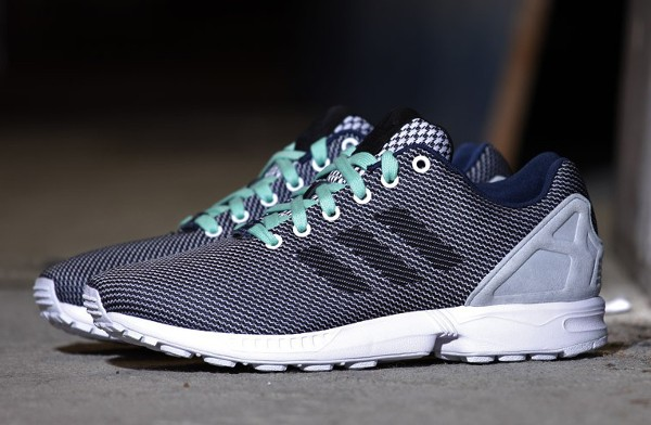 Adidas ZX Flux Weave 'Checkered'