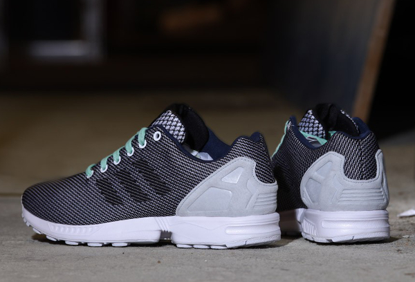 Adidas ZX Flux Weave 'Checkered' (3)