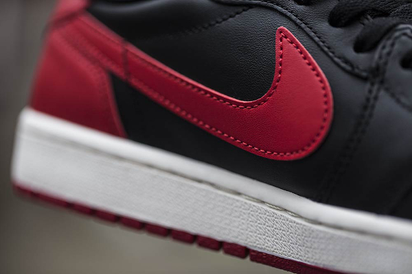 Air Jordan 1 Low OG 'Bred' (Rouge & Noir) (7)