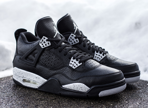 Air Jordan 4 Oreo Retro 2015 belle photo (1)