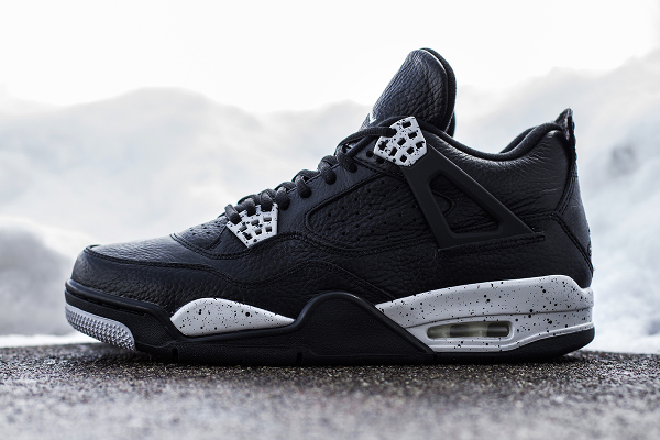 Air Jordan 4 Oreo Retro 2015 belle photo (2)